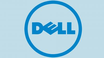 Dell Logo Wide Wallpaper 58776