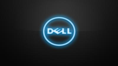 Dell Logo Widescreen Wallpaper 58775