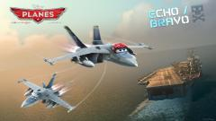 Disney Planes Echo Bravo Wallpaper 50459