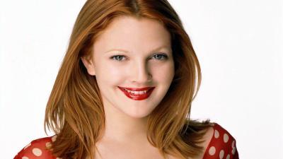 Drew Barrymore Smile Wallpaper 55366