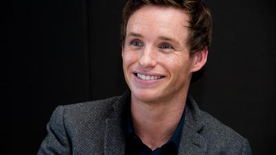 Eddie Redmayne Smile Wallpaper 56787