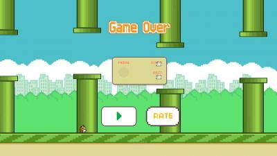 Flappy Bird Game Computer Wallpaper 53898