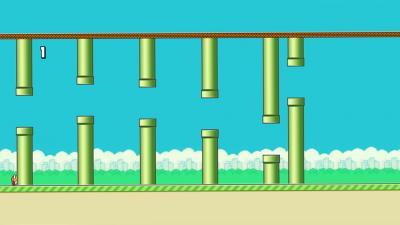 Flappy Bird Game Desktop Wallpaper 53897