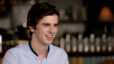 Freddie Highmore Smile Wallpaper 52869