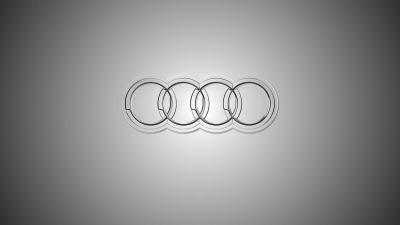 Glass Audi Logo Wallpaper 58772