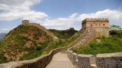 Great Wall Of China Widescreen Wallpaper 49648