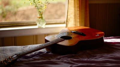 Guitar HD Wallpaper 58790