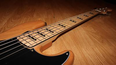 Guitar Widescreen Wallpaper 58792