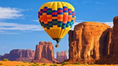 Hot Air Balloon Wallpaper 48996