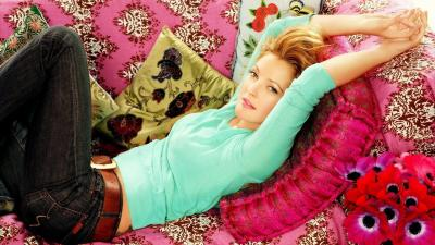 Hot Drew Barrymore Wallpaper 55375