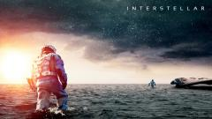 Interstellar Movie Poster Widescreen Wallpaper 49235
