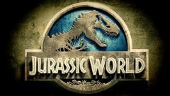 Jurassic World Movie Logo Wallpaper 49230