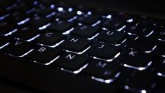 Keyboard Glow Wallpaper 50586