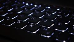 Keyboard Glow Wallpaper 50586