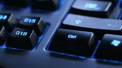 Keyboard Up Close Wallpaper 50589