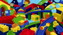 Kids Toys Widescreen Wallpaper 48998