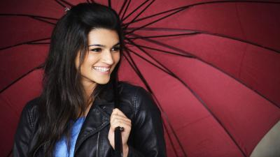 Kriti Sanon Smile Wallpaper 55347