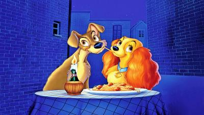 Lady and The Tramp Computer Wallpaper 52417