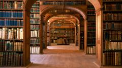 Library Wallpaper 50371