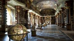 Library Wallpaper HD 50366