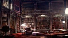 Library Widescreen Wallpaper 50368