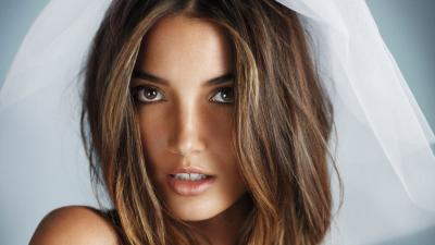 Lily Aldridge Face Wallpaper 57093