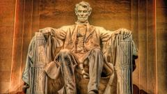 Lincoln Statue Wallpaper 49658