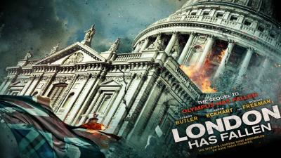 London Has Fallen Movie Poster Wallpaper 52341