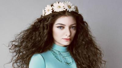 Lorde Widescreen Wallpaper 54127