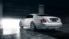 Luxury Rolls Royce Wraith Wallpaper 49825