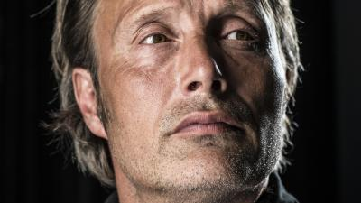 Mads Mikkelsen Face HD Wallpaper 58806