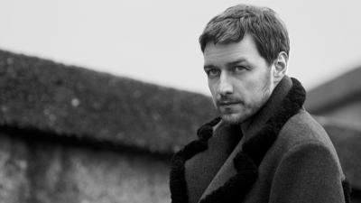 Monochrome James Mcavoy Actor Wallpaper 54618