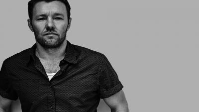 Monochrome Joel Edgerton Wallpaper 56837