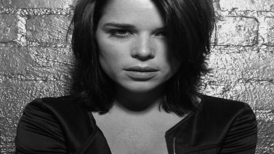 Monochrome Neve Campbell Wallpaper 57694