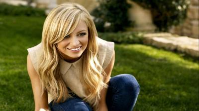 Nicole Richie Smile Wallpaper 56733