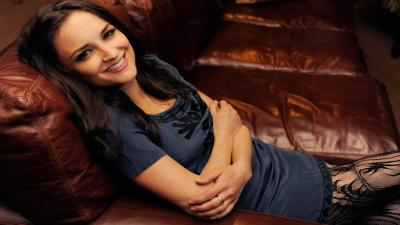 Rachael Leigh Cook Smile Widescreen Wallpaper 53156