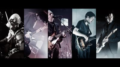 Radiohead Band Wallpaper 52889