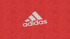 Red Adidas Logo Wallpaper 49268