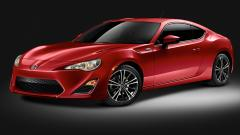 Red Scion FRS Desktop Wallpaper 49631