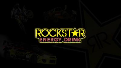 Rockstar Energy Drink Logo Desktop Wallpaper 58816