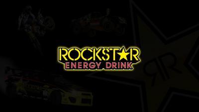 Rockstar Energy Drink Logo Desktop Wallpaper 58816
