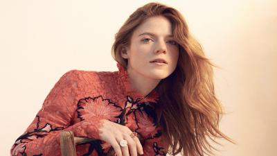 Rose Leslie Wide Wallpaper 57686