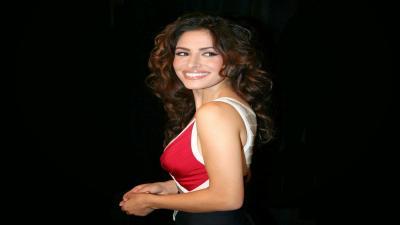 Sarah Shahi Smile Wallpaper 52868