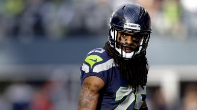 Seattle Seahawks Richard Sherman Widescreen Wallpaper 55971