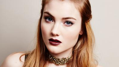 Skyler Samuels Makeup Wallpaper 55436