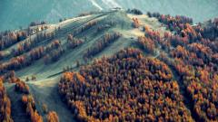 Tilt Shift Mountains Wallpaper 50087
