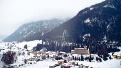 Tilt Shift Widescreen Wallpaper 50085