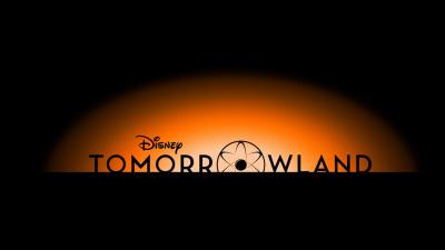 Tomorrowland Movie Logo Widescreen Wallpaper 54061