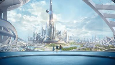 Tomorrowland Movie Widescreen Wallpaper 54058