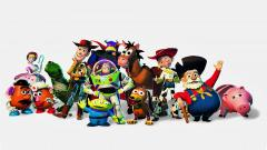Toy Story Movie Characters Wallpaper 49244
